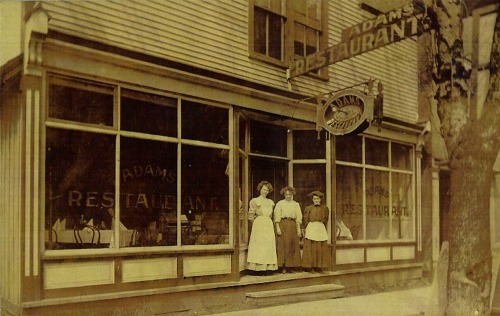 Adamsrestaurant