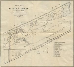 WestchesterTwp-IndianaDunesStateParkMap-1932