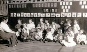 kindergarten 1911-med