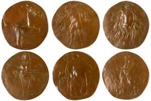 baskin bronzes